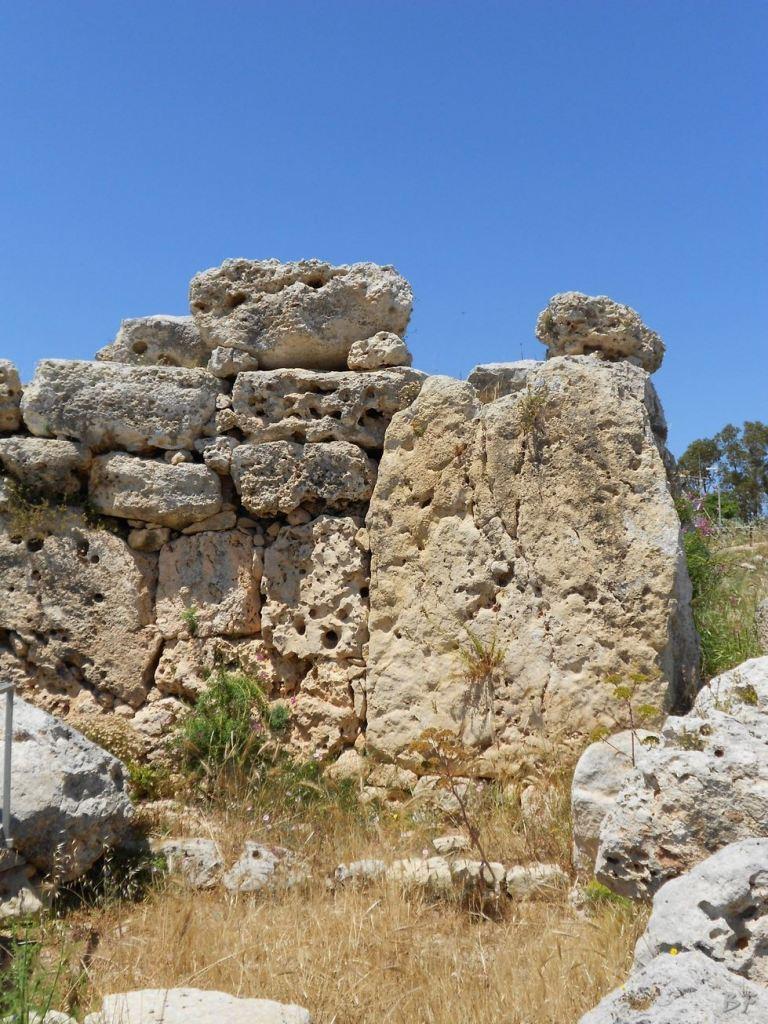 Ggantija-Tempio-Megalitico-Gozo-Malta-34