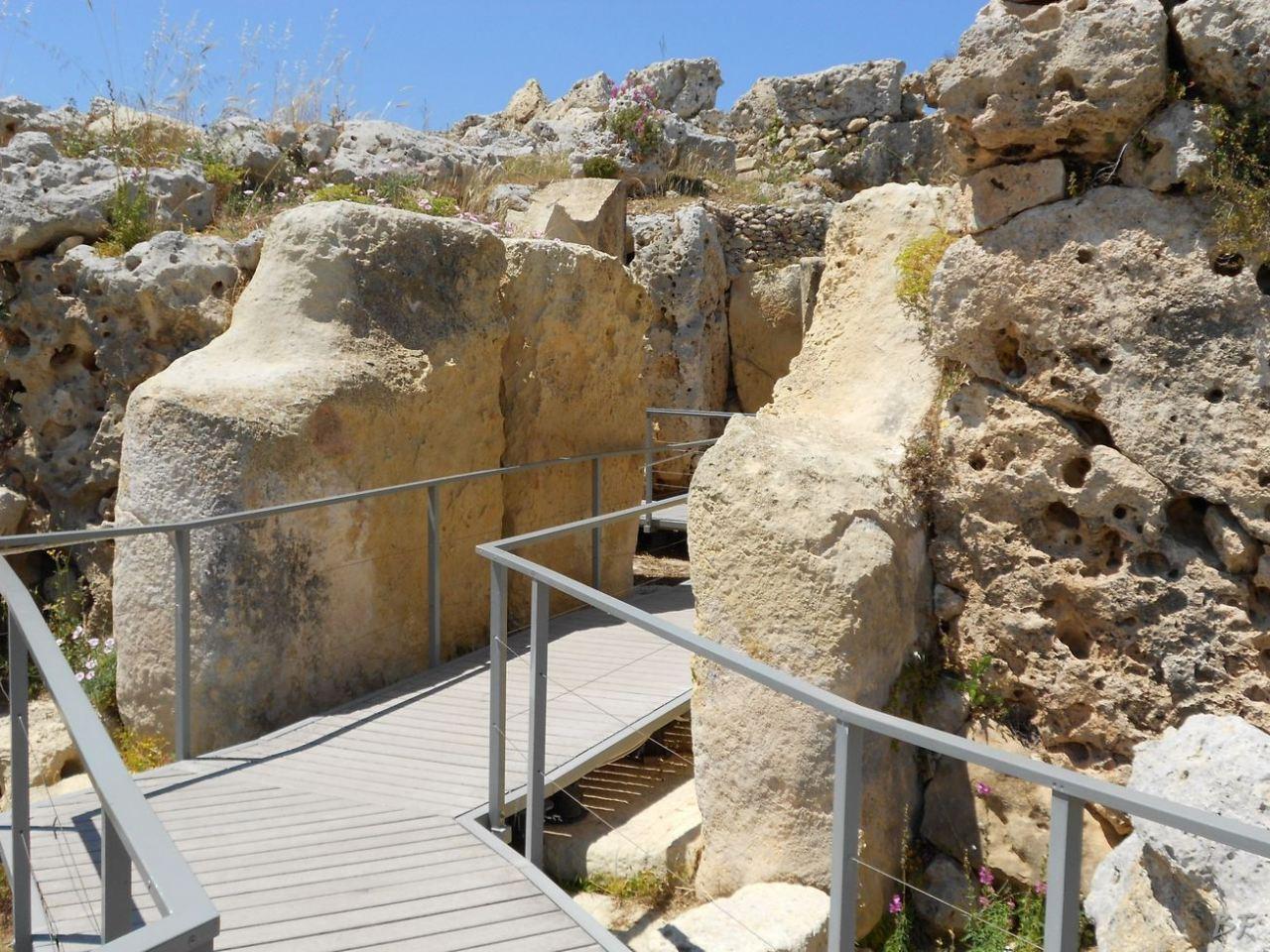 Ggantija-Tempio-Megalitico-Gozo-Malta-35
