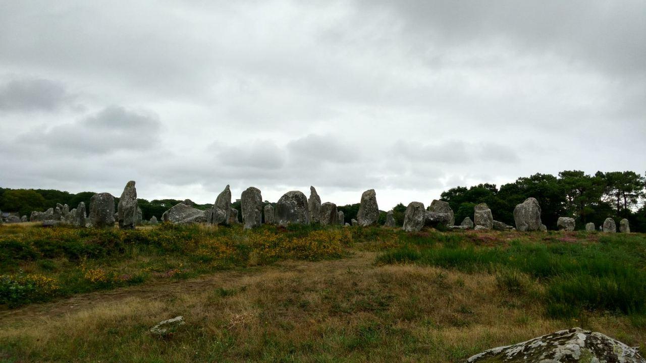 Alignements-de-Kermario-Menhir-Bretagna-Francia-4