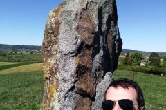 frAnk-e-Menhir-di-Beisenerbierg-Lussemburgo
