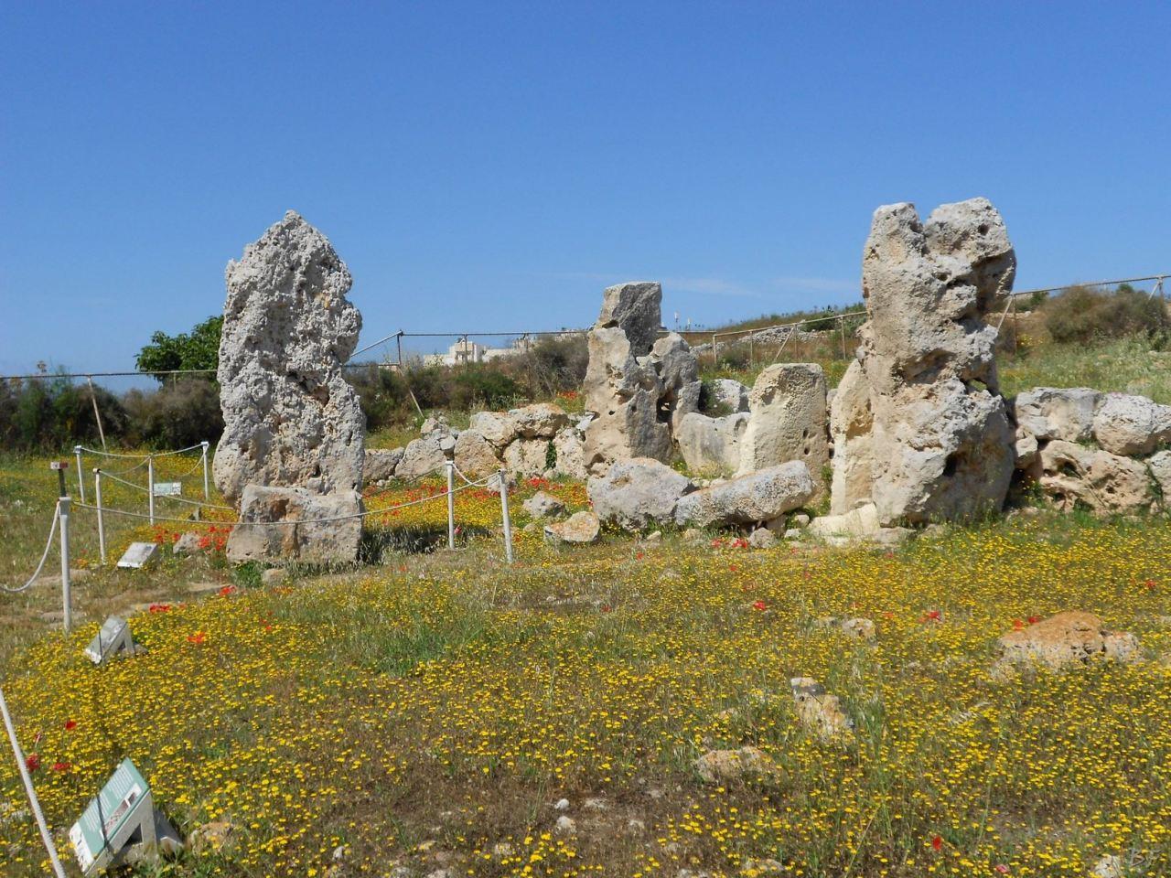 Skorba-Tempio-Megalitico-Mgarr-Malta-3