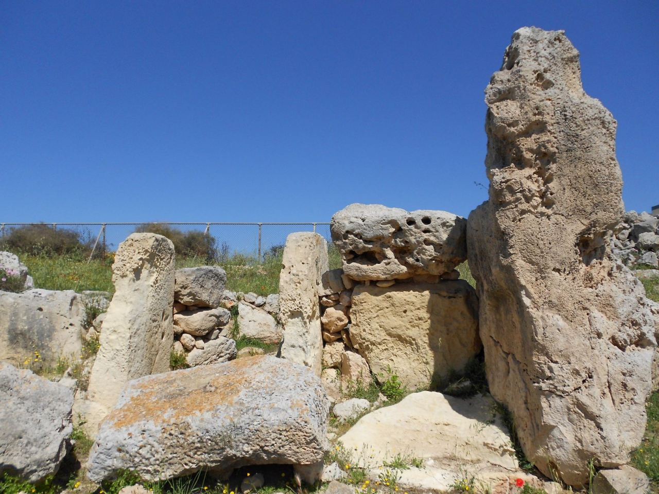 Skorba-Tempio-Megalitico-Mgarr-Malta-6