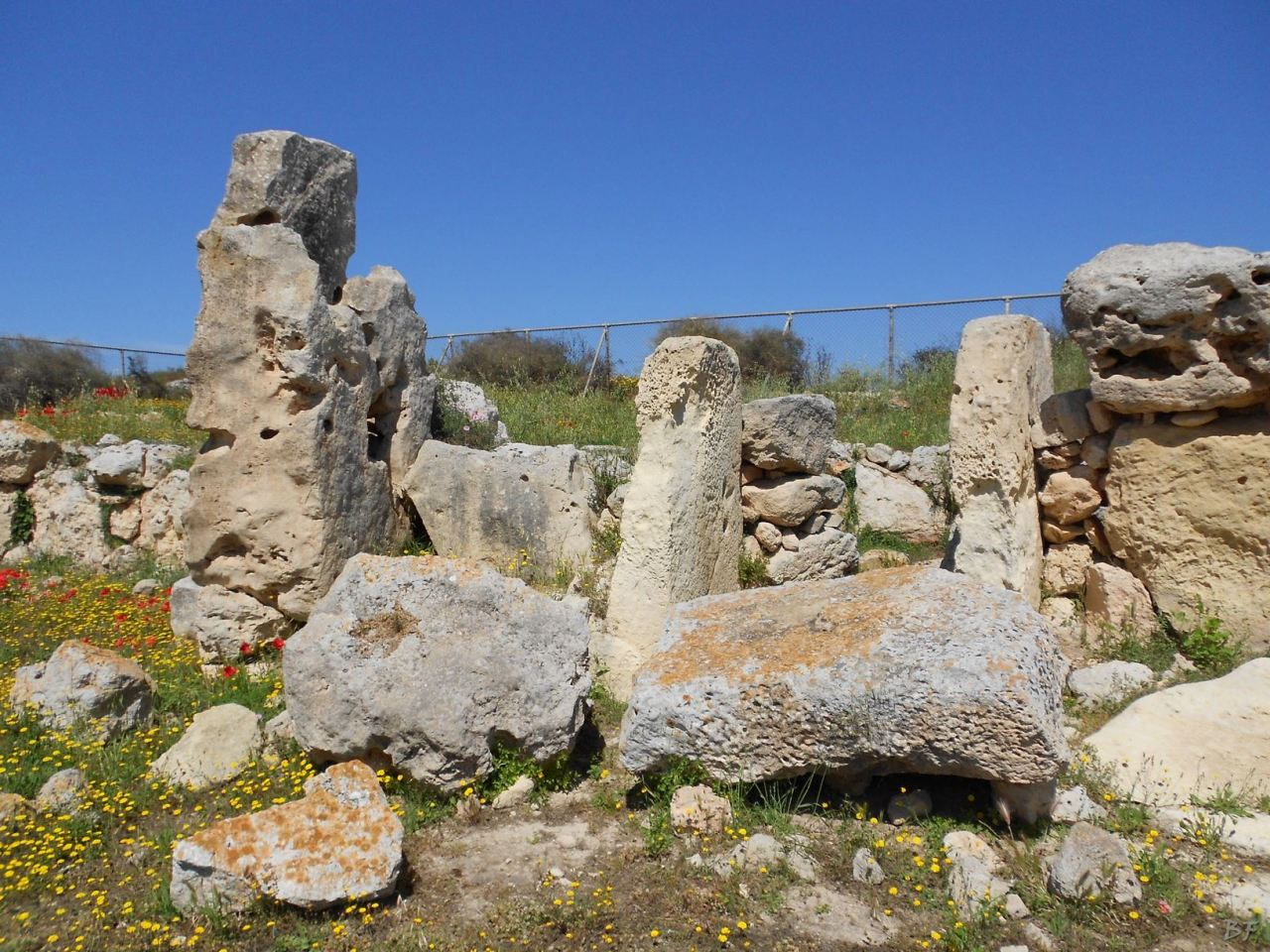Skorba-Tempio-Megalitico-Mgarr-Malta-7