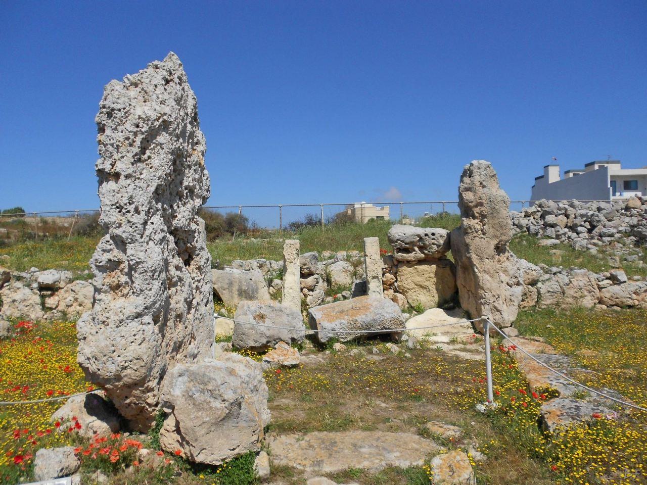 Skorba-Tempio-Megalitico-Mgarr-Malta-9