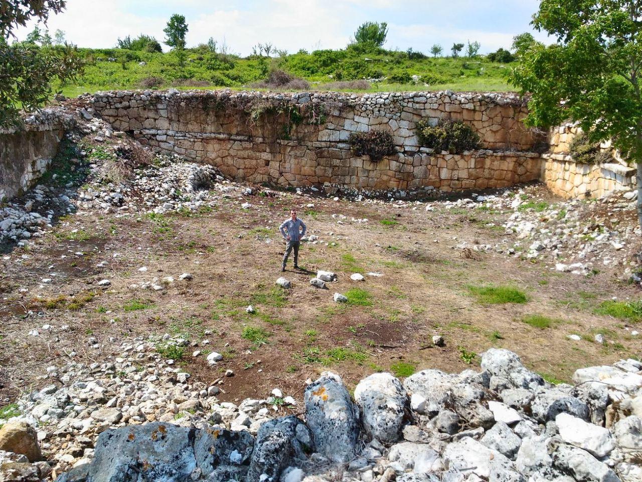 Norba-Mura-Megalitiche-Poligonali-Latina-Lazio-Italia-1