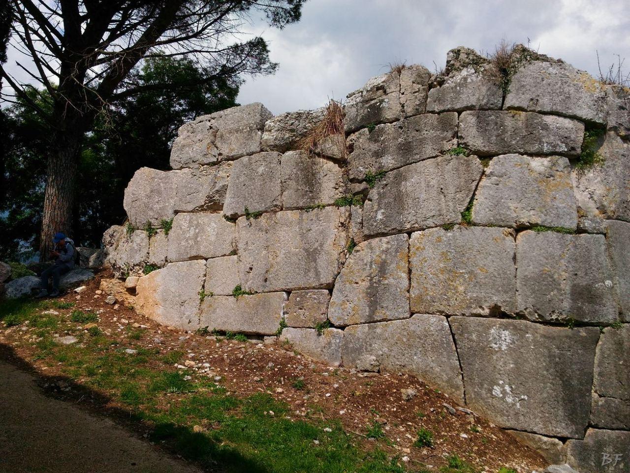 Norba-Mura-Megalitiche-Poligonali-Latina-Lazio-Italia-10