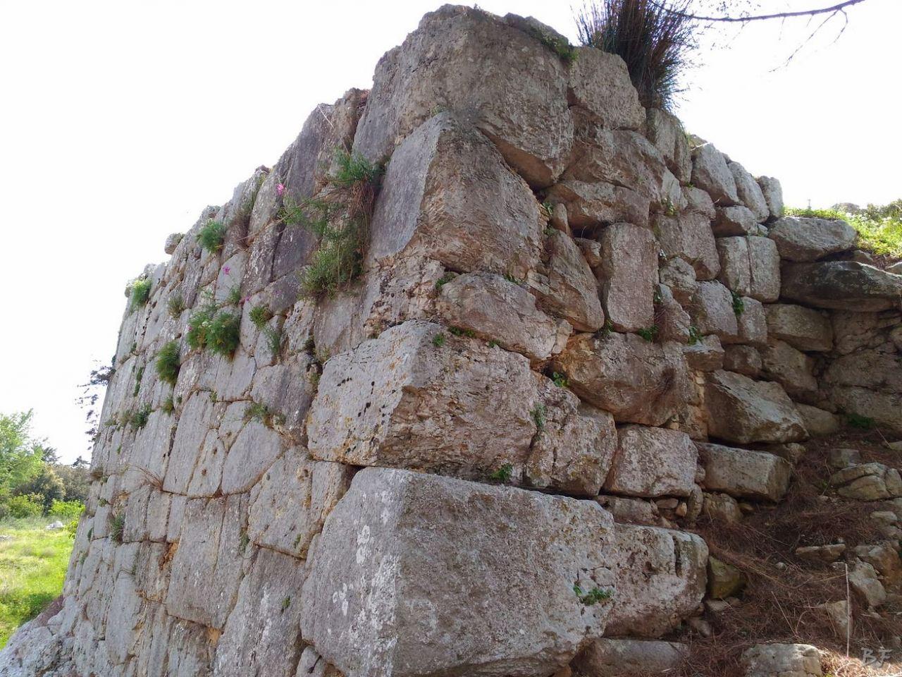 Norba-Mura-Megalitiche-Poligonali-Latina-Lazio-Italia-11