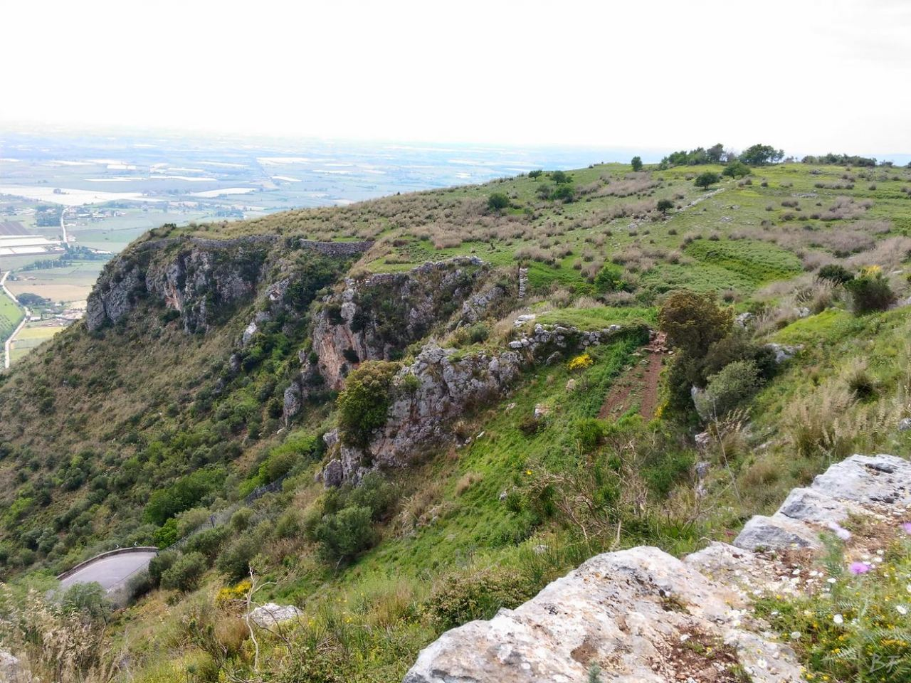 Norba-Mura-Megalitiche-Poligonali-Latina-Lazio-Italia-22