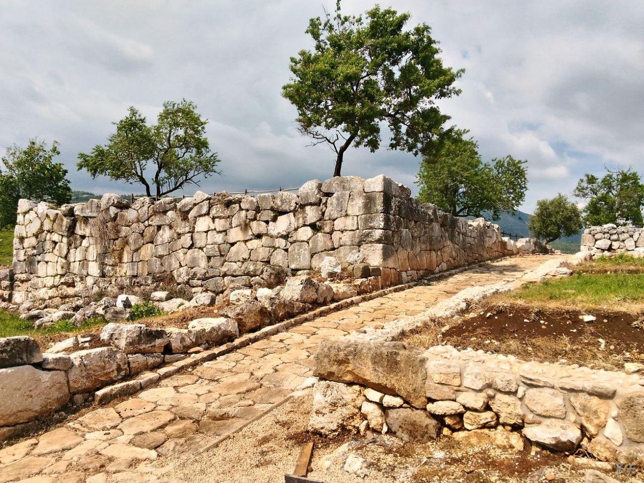 Norba-Mura-Megalitiche-Poligonali-Latina-Lazio-Italia-26