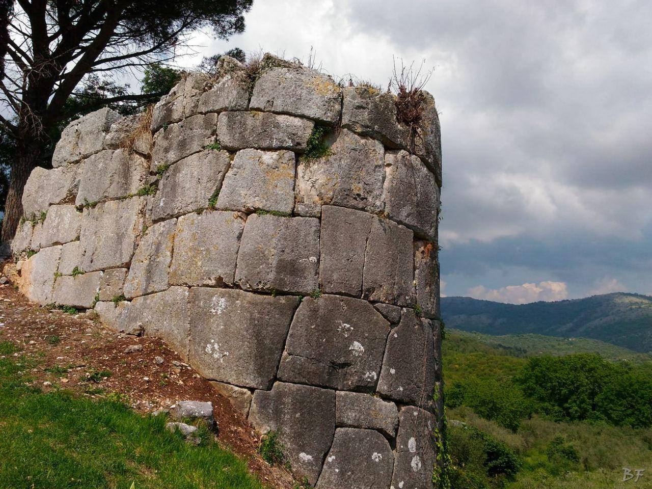 Norba-Mura-Megalitiche-Poligonali-Latina-Lazio-Italia-7