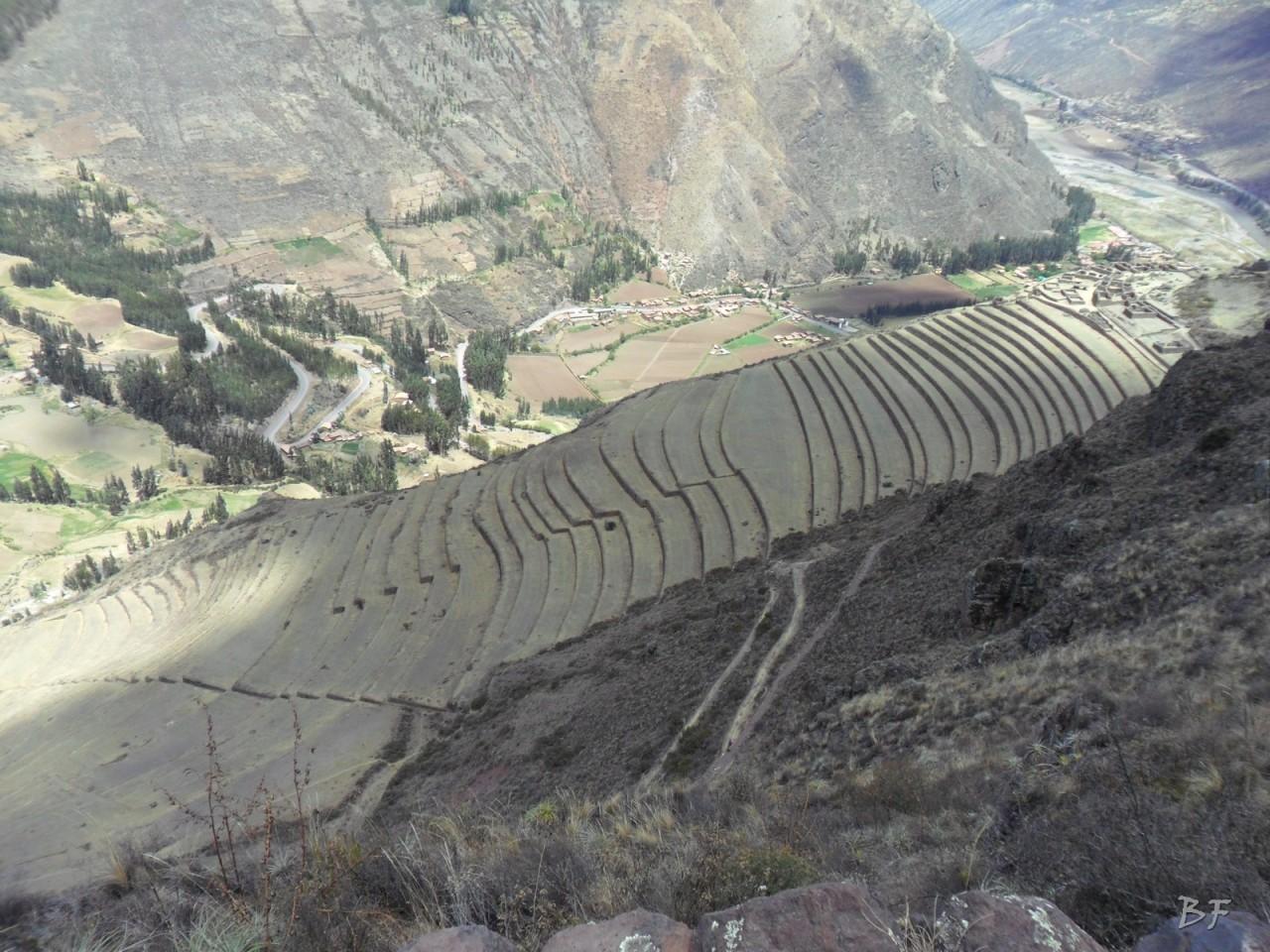 Mura-Poligonali-Megaliti-Altari-Rupestri-Pisac-Cusco-Perù-35