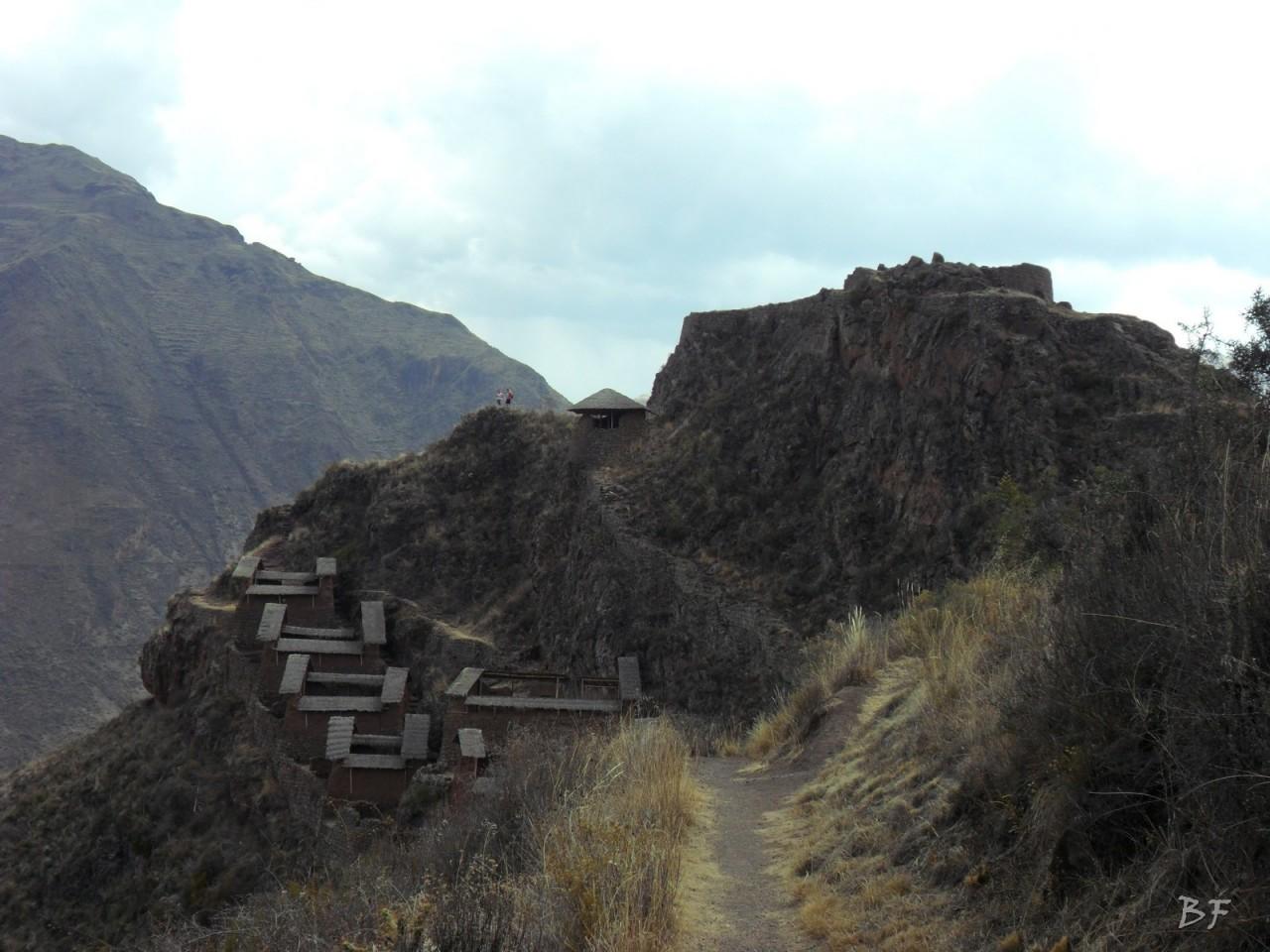 Mura-Poligonali-Megaliti-Altari-Rupestri-Pisac-Cusco-Perù-79