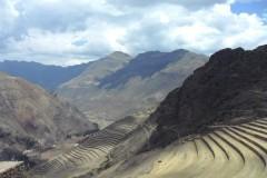 Mura-Poligonali-Megaliti-Altari-Rupestri-Pisac-Cusco-Perù-6