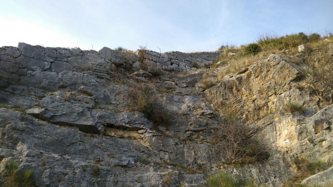 Praeneste-Mura-Poligonali-Megalitiche-Palestrina-Castel-San-Pietro-Roma-Lazio-Italia-11