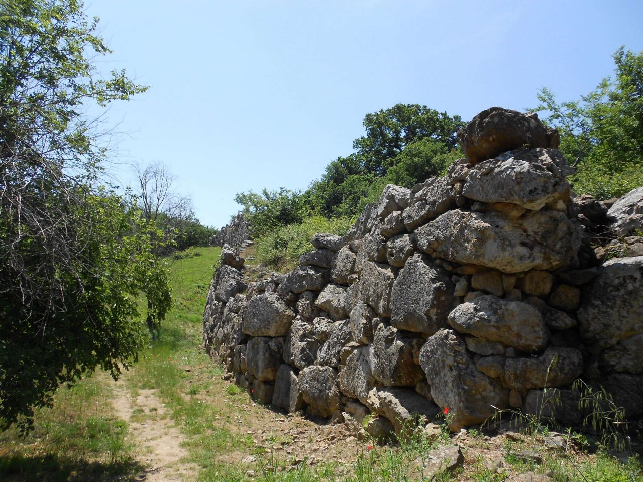 Roselle-Mura-Megalitiche-Roselle-Grosseto-Toscana-Italia-44