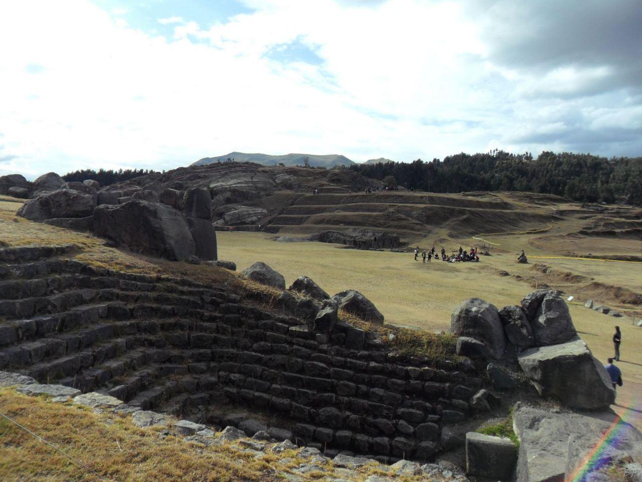 Sacsayhuamán-Mura-Megalitiche-Poligonali-Cusco-Peru-25