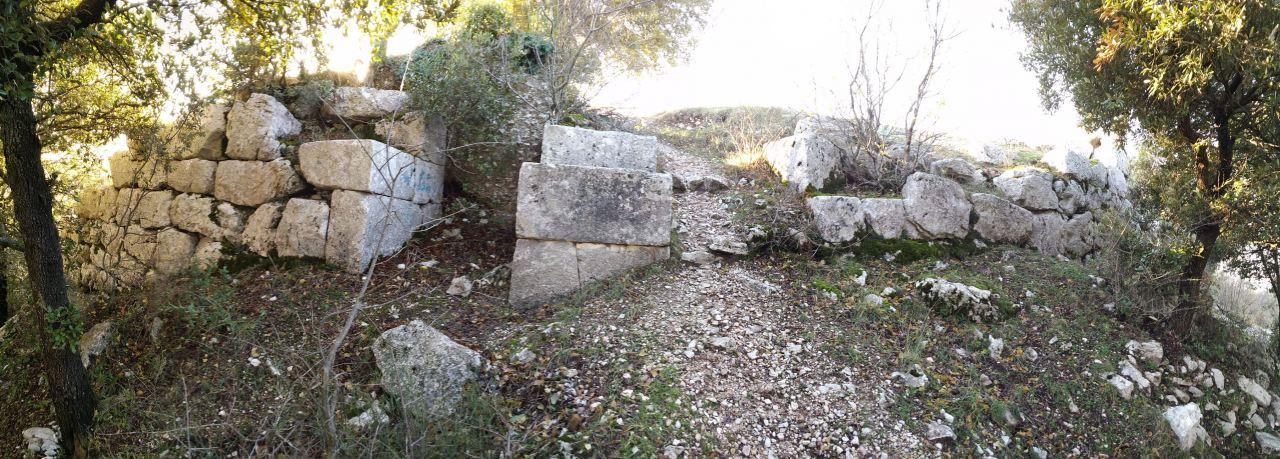 Sant-Erasmo-di-Cesi-Terrazzamento-Poligonale-Megalitico-Terni-Umbria-Italia-2