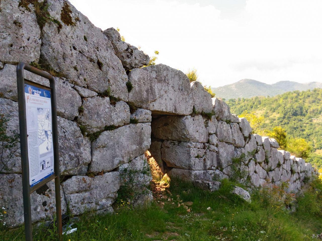 Signia-Mura-Poligonali-Megalitiche-Segni-Roma-Lazio-Italia-7