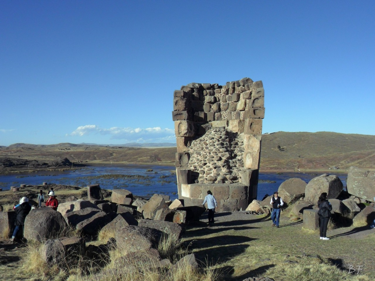 Torri-Poligonali-Megaliti-Sillustani-Puno-Perù-41