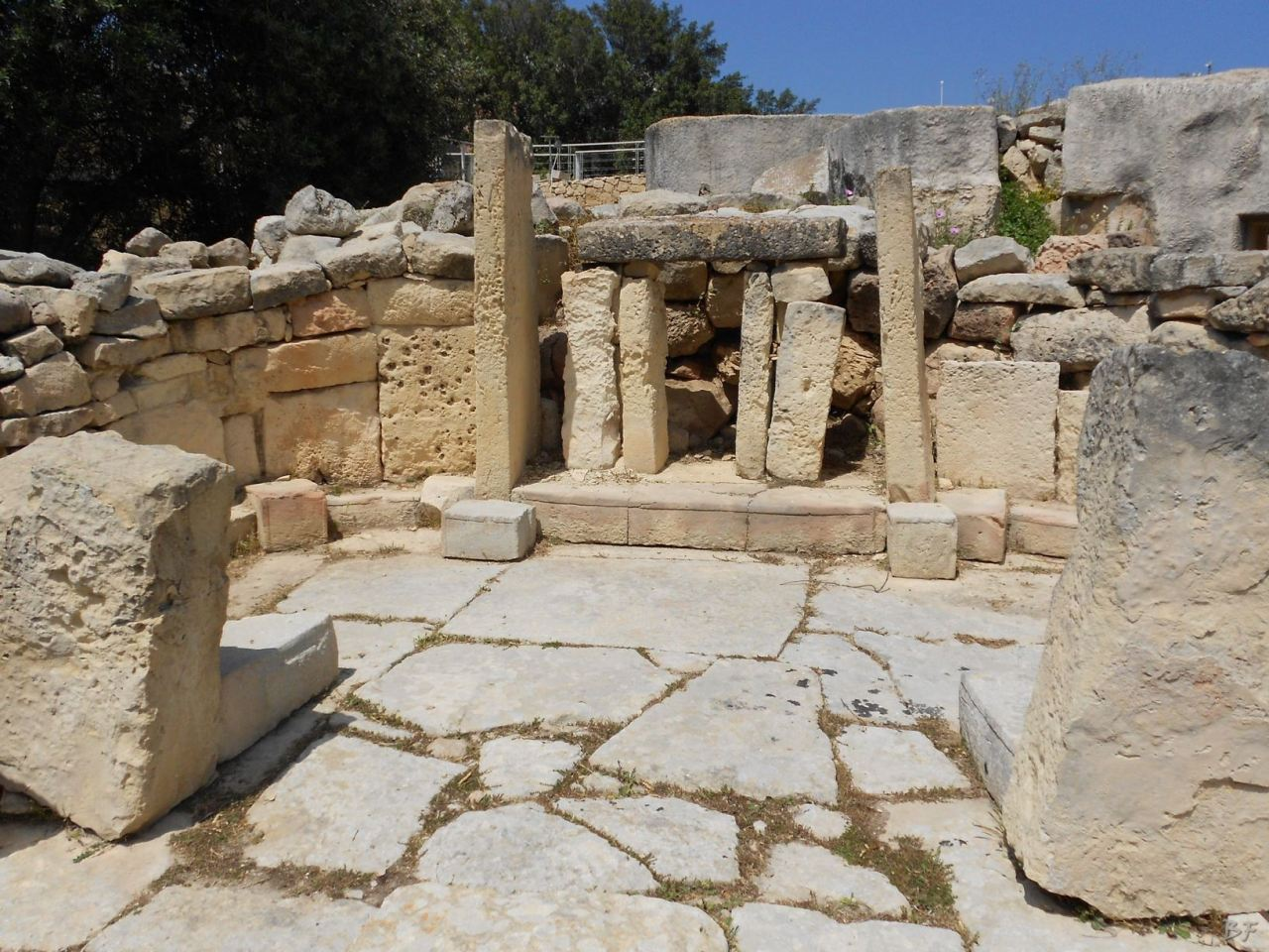 Tarxien-Tempio-Megalitico-Malta-1