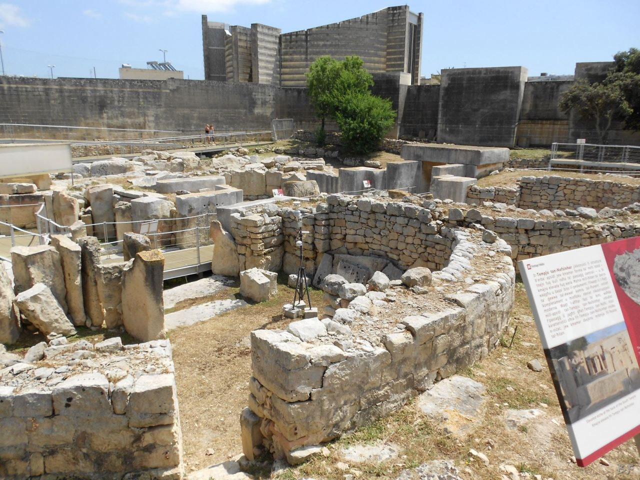 Tarxien-Tempio-Megalitico-Malta-12