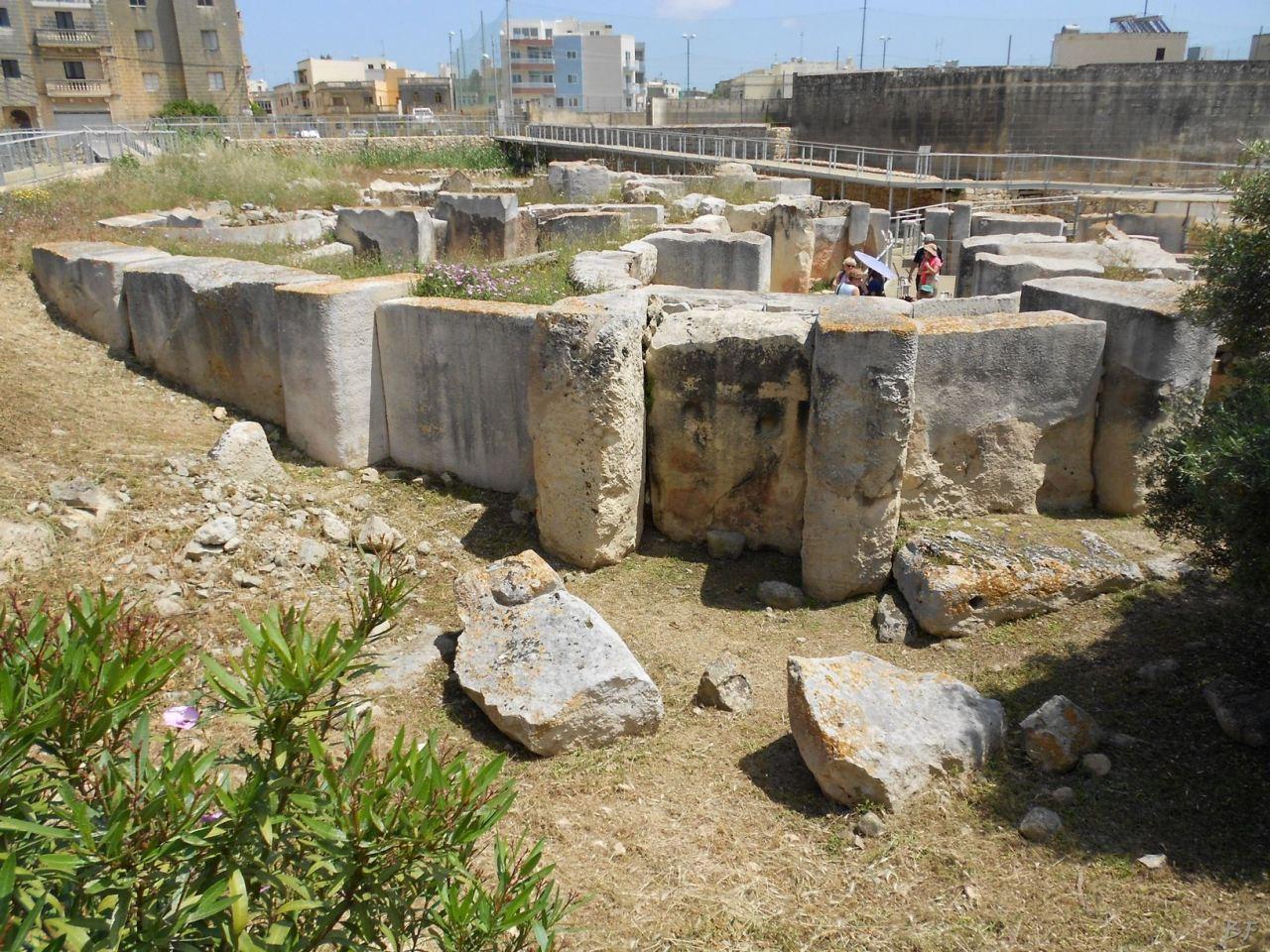 Tarxien-Tempio-Megalitico-Malta-13