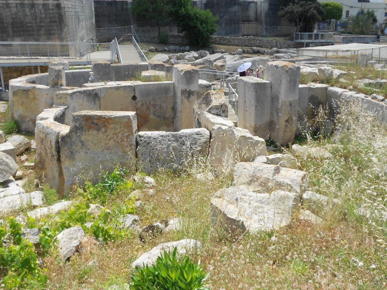 Tarxien-Tempio-Megalitico-Malta-17