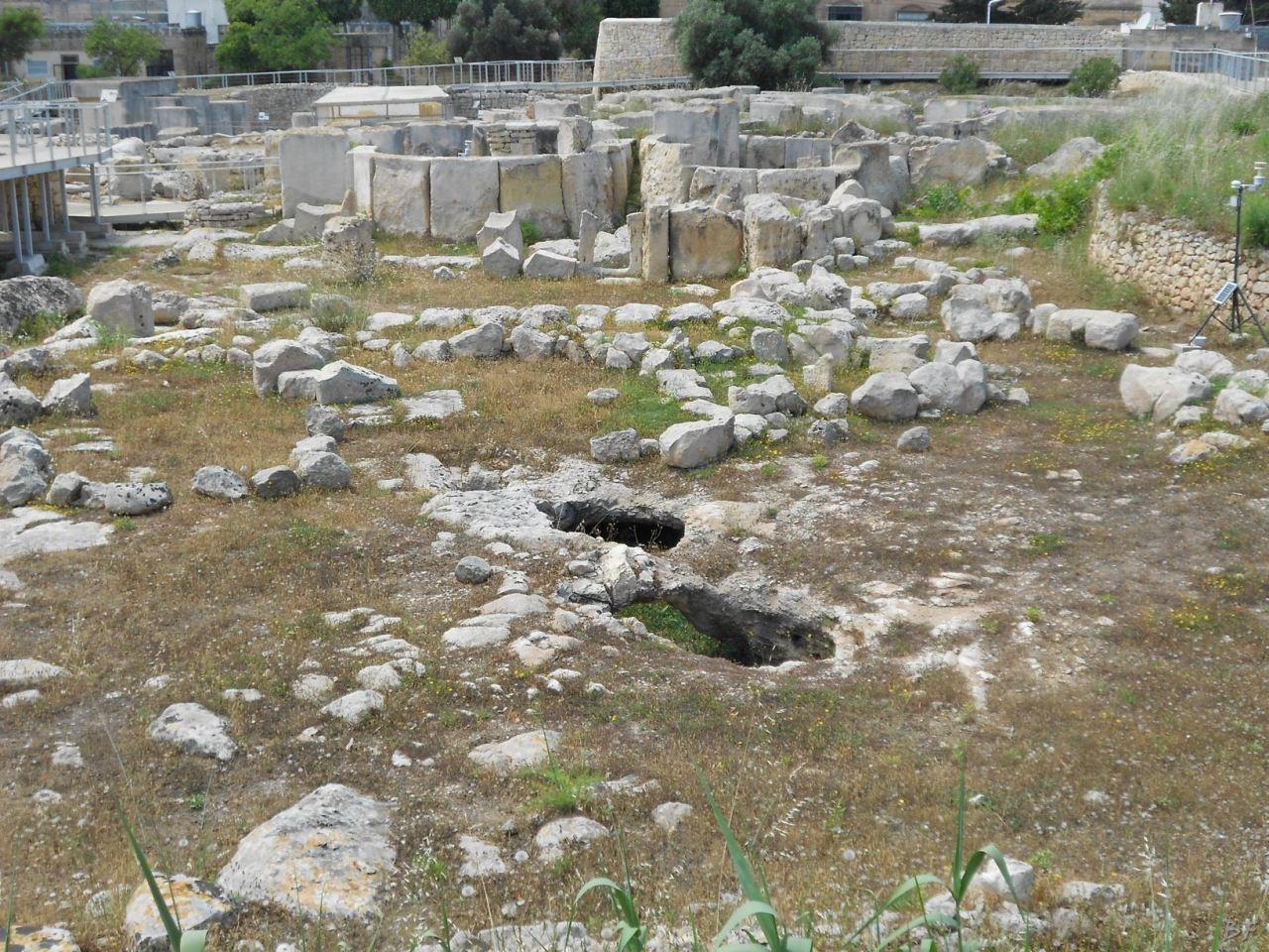 Tarxien-Tempio-Megalitico-Malta-18