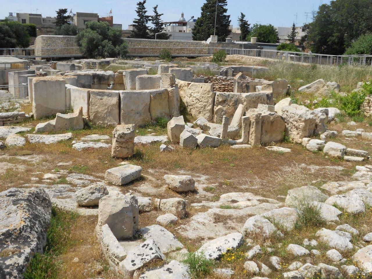 Tarxien-Tempio-Megalitico-Malta-19