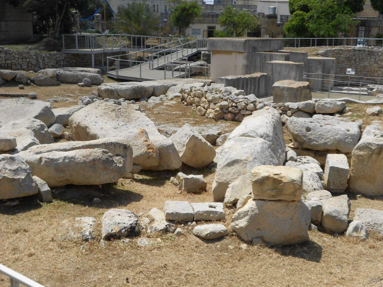Tarxien-Tempio-Megalitico-Malta-20