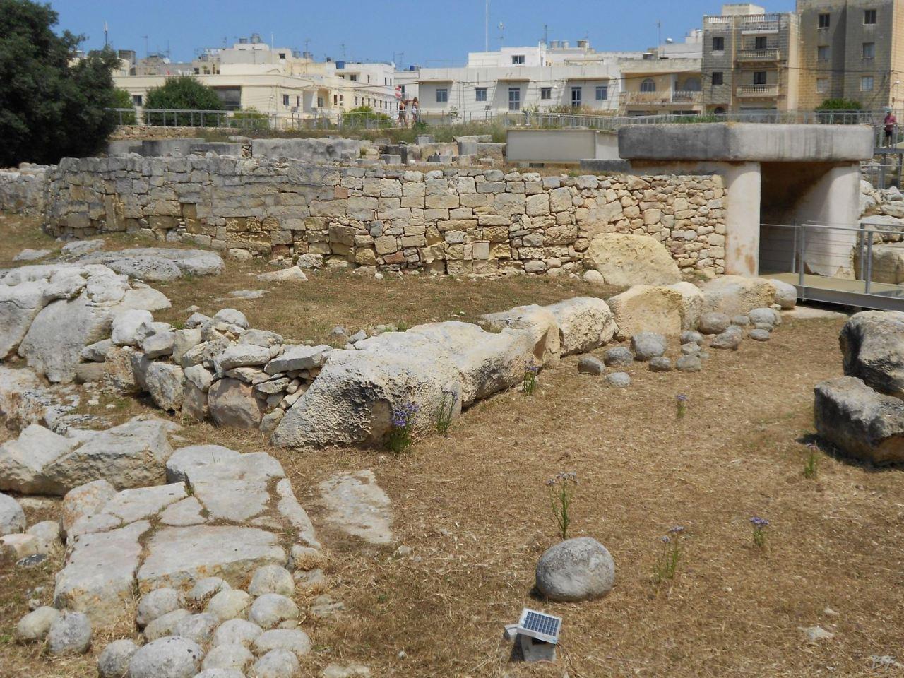 Tarxien-Tempio-Megalitico-Malta-8