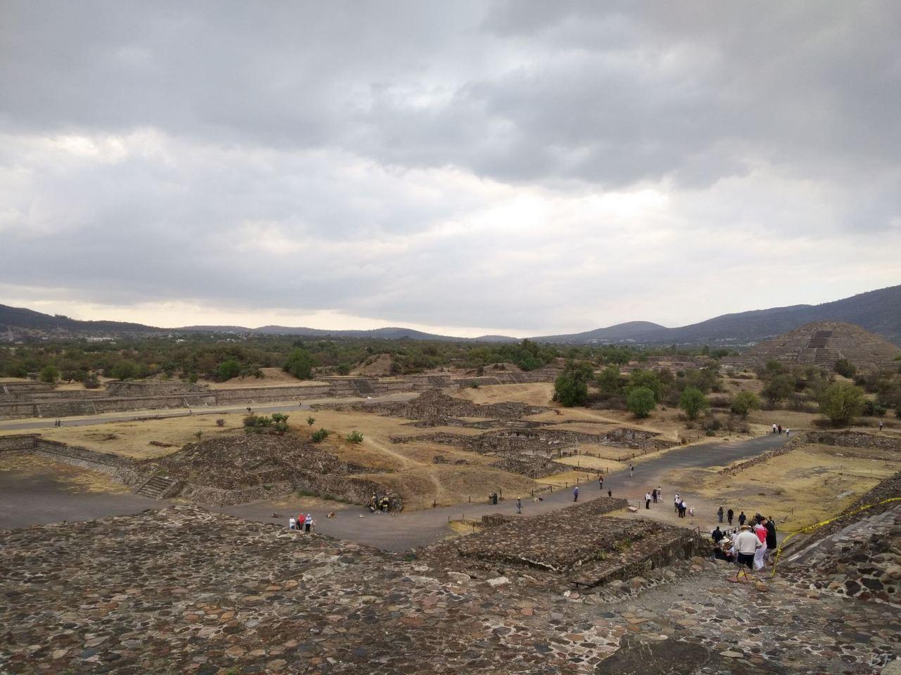 Teotihuacan-Piramide-Tempio-Messico-55
