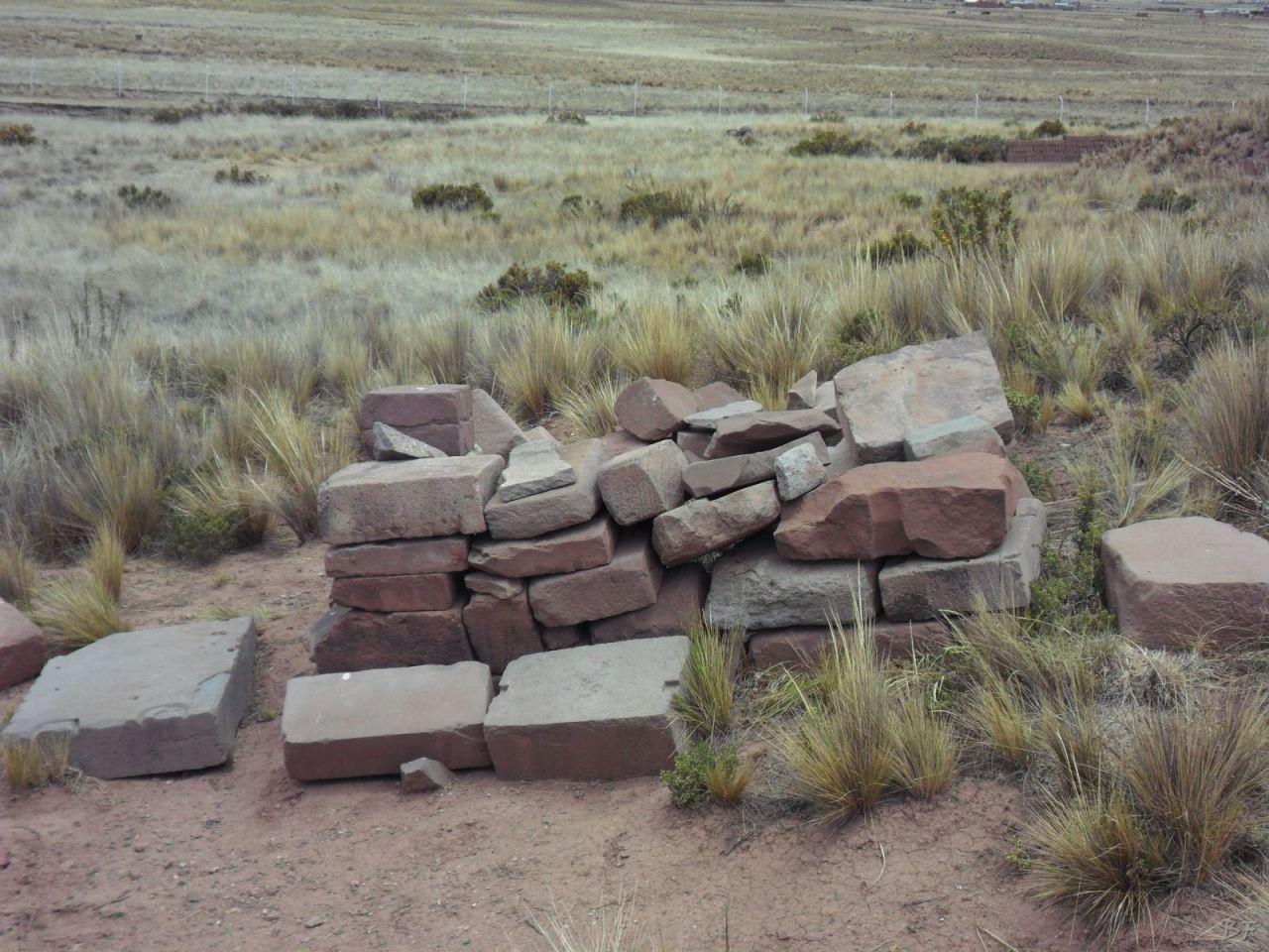 Sito-Megalitico-Piramide-Akapana-Kalasasaya-Menhir-Tiahuanaco-Bolivia-110