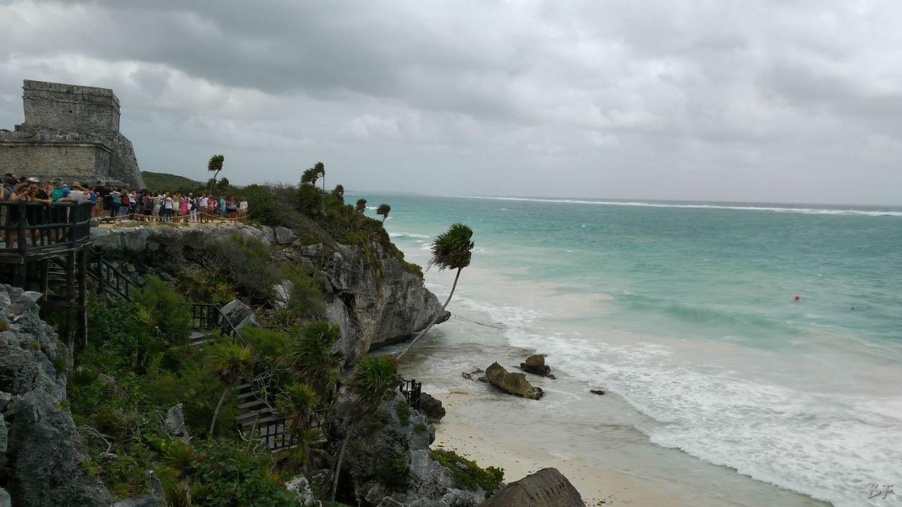 Sito-Megalitico-Maya-Piramidi-Mura-Tulum-Quintana-Roo-Messico-23