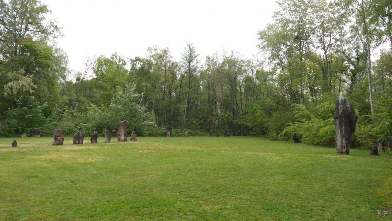 Yverdon-Les-Bains-Menhir-Allineamento-Losanna-Svizzera-4