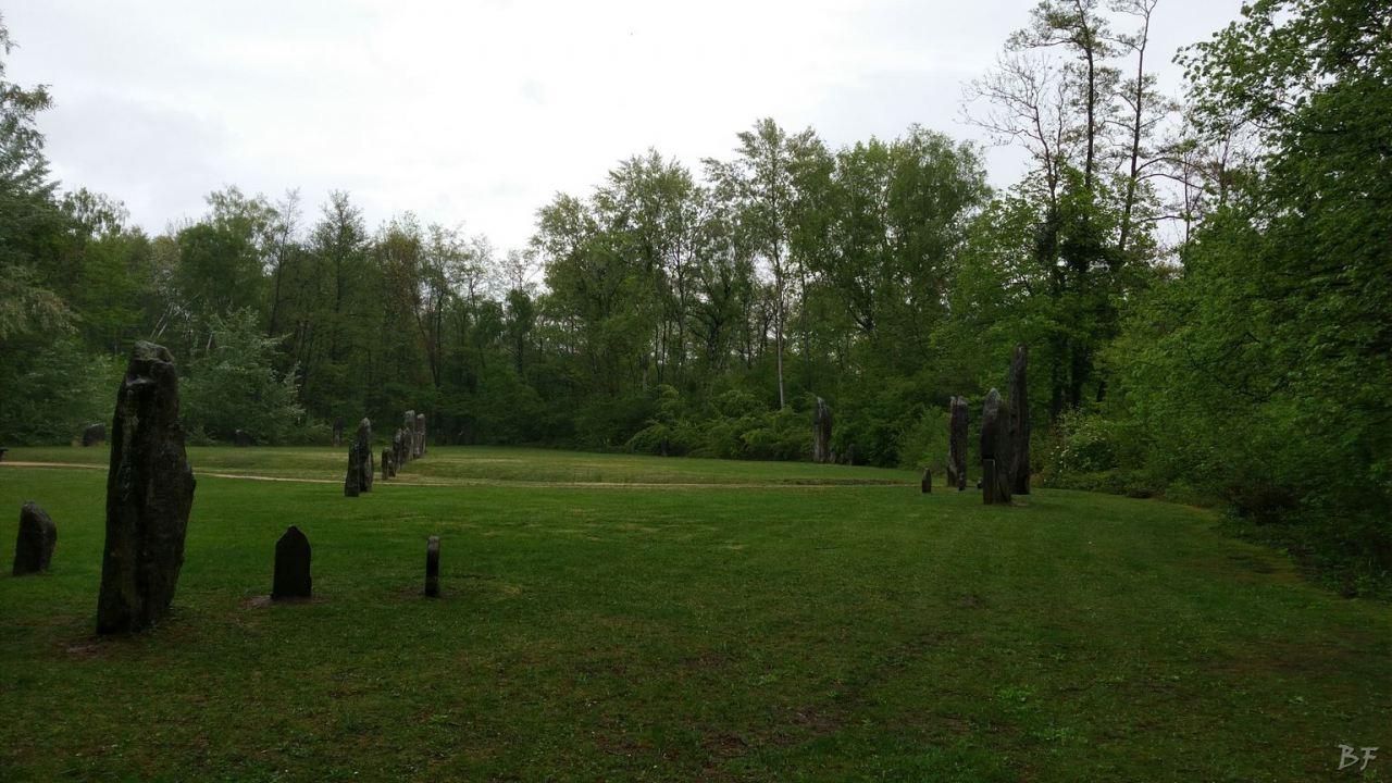 Yverdon-Les-Bains-Menhir-Allineamento-Losanna-Svizzera-6